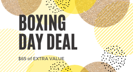 BOXING DAY Deal